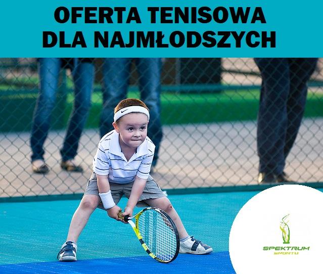 tenis ziemny legionowo spektrum sportu