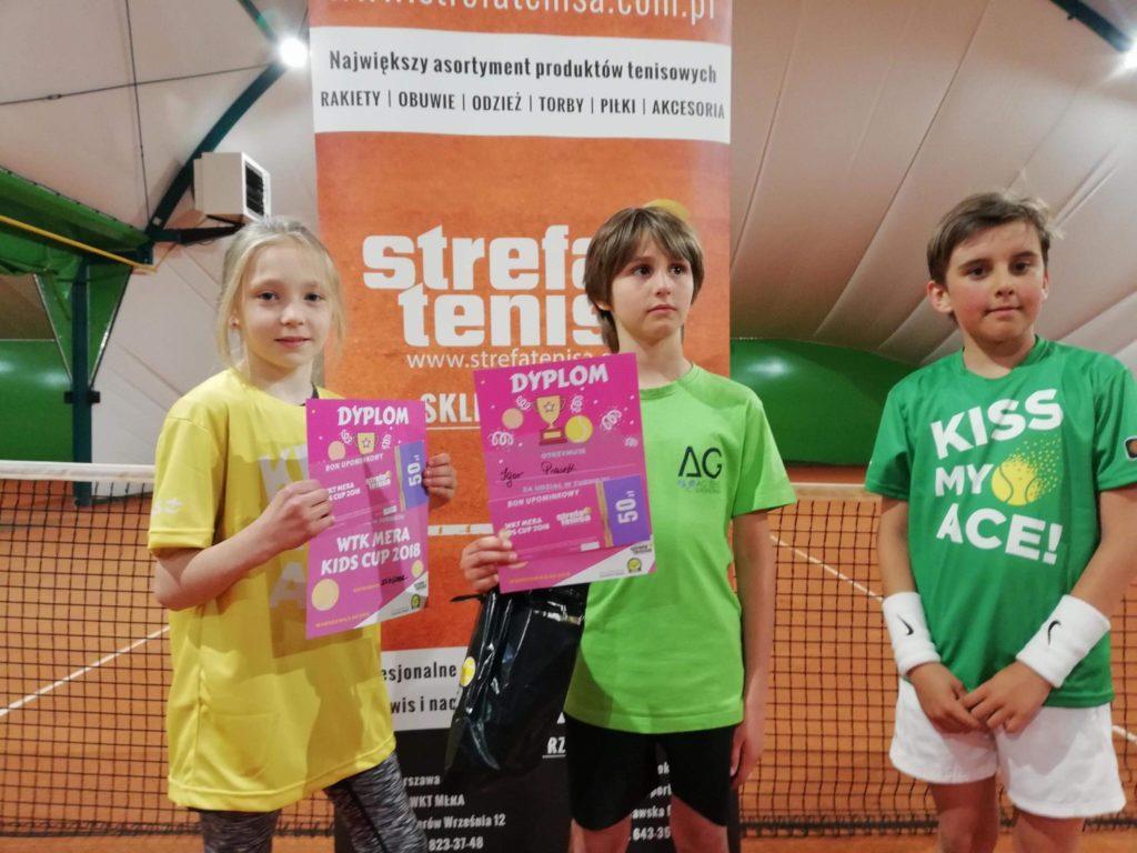 Iga Piotrowska Spektrum Sportu tenis