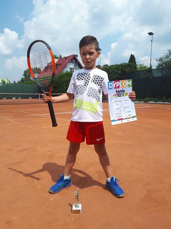 antek szwarc turniej tenis 10