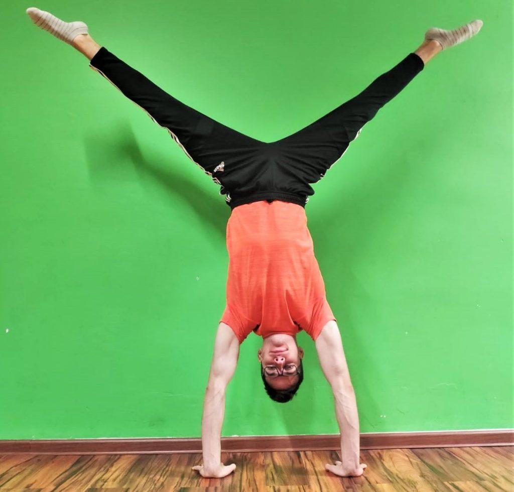 zajecia akrobatyka legionowo